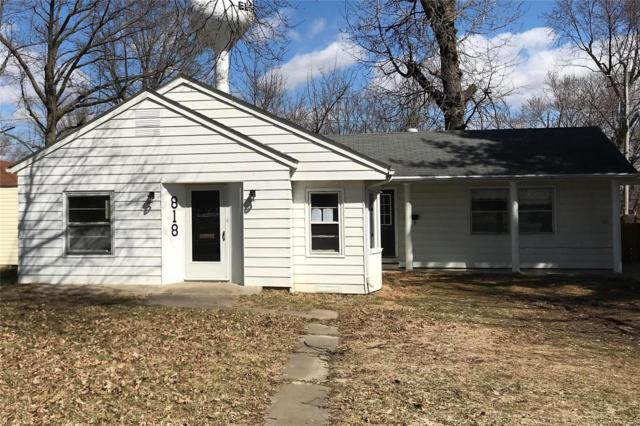 818 Randolph, Elsberry, MO 63343 (#19023907) :: The Becky O'Neill Power Home Selling Team