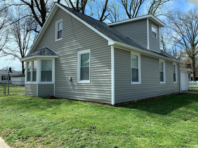 113 N North Jefferson Street, Mascoutah, IL 62258 (#19024192) :: Holden Realty Group - RE/MAX Preferred