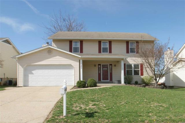 985 Whispering Ridge Lane, Saint Peters, MO 63376 (#19024215) :: The Becky O'Neill Power Home Selling Team