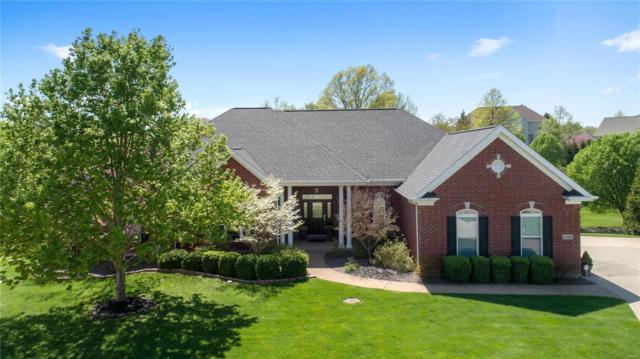 1163 Ridgeway Meadow Drive, Ellisville, MO 63021 (#19024248) :: The Becky O'Neill Power Home Selling Team