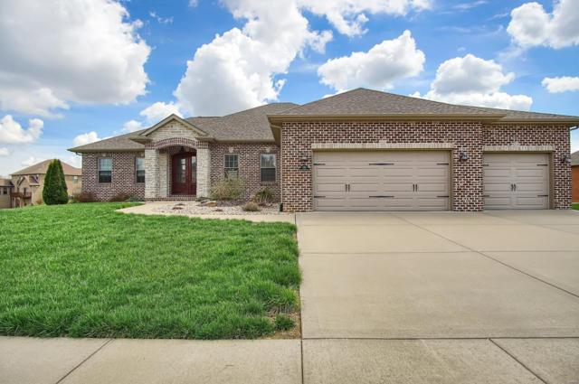1312 Lantern Lights Circle, Lebanon, IL 62254 (#19024359) :: Holden Realty Group - RE/MAX Preferred