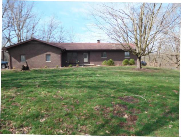 734 E Shawnee Lane, POCAHONTAS, IL 62275 (#19024395) :: Fusion Realty, LLC
