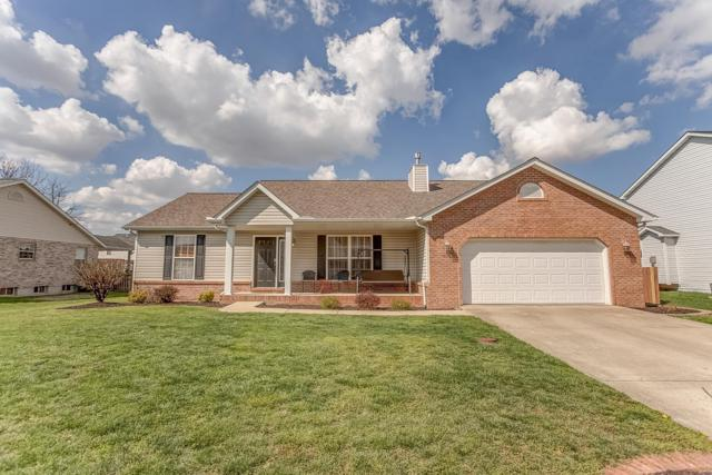 1229 Antique Lane, Mascoutah, IL 62258 (#19024462) :: Holden Realty Group - RE/MAX Preferred
