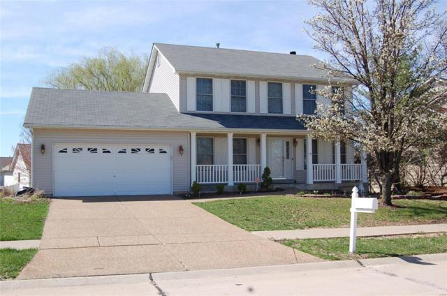 1458 Devonshire County Drive Unity, Wentzville, MO 63385 (#19024558) :: Clarity Street Realty