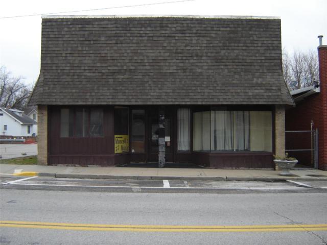 115 E Main, STAUNTON, IL 62088 (#19024716) :: Fusion Realty, LLC