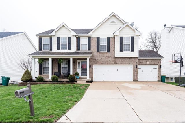 1208 Scenic Oaks Dr, Imperial, MO 63052 (#19024719) :: Matt Smith Real Estate Group