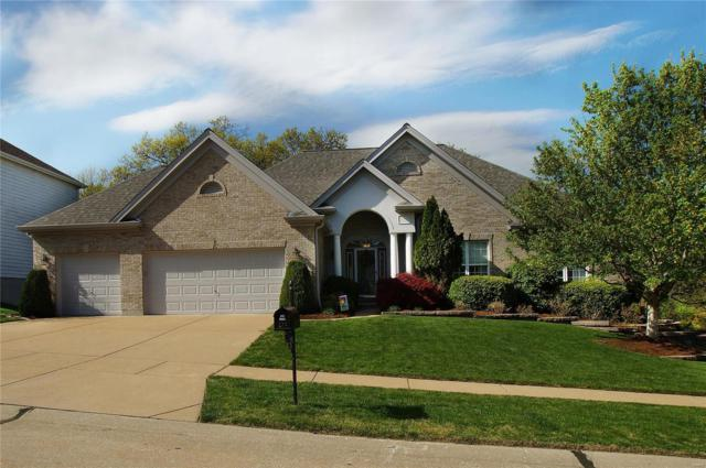 513 Crown Pointe Estates Court, Wildwood, MO 63021 (#19024806) :: Barrett Realty Group