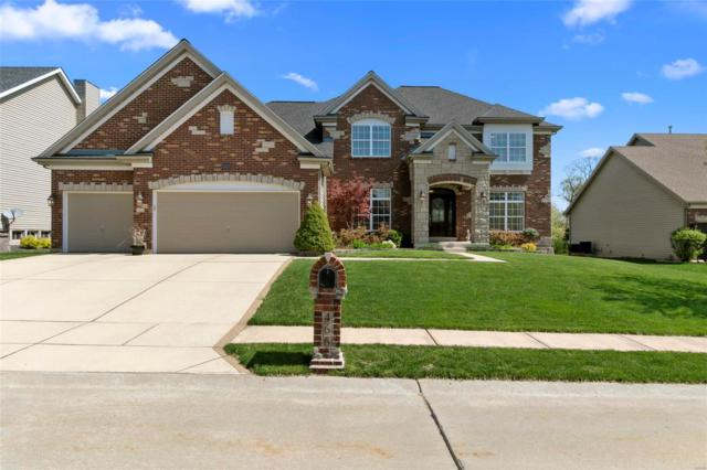 466 Blackwolf Run, Grover, MO 63040 (#19024807) :: Peter Lu Team