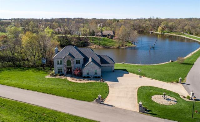 2 Eagle Lake Drive, Columbia, IL 62236 (#19024934) :: Holden Realty Group - RE/MAX Preferred