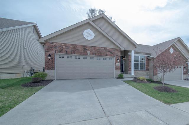 16108 Amber Vista Drive, Ellisville, MO 63021 (#19025036) :: The Kathy Helbig Group