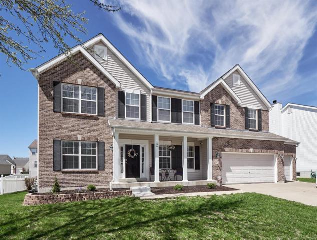 156 Snake River Drive, Dardenne Prairie, MO 63368 (#19025278) :: The Kathy Helbig Group