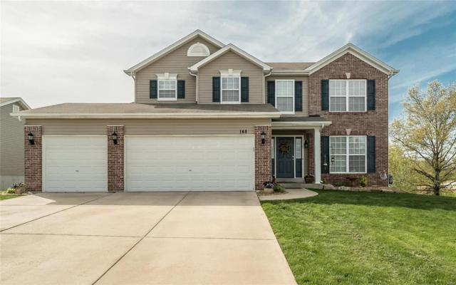 148 Riverdale Woods Circle, Saint Paul, MO 63366 (#19025295) :: The Becky O'Neill Power Home Selling Team