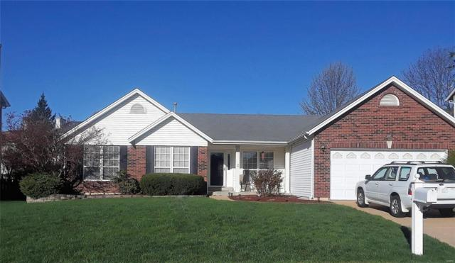 5005 Royal Burgess Drive, Saint Peters, MO 63304 (#19025410) :: St. Louis Finest Homes Realty Group