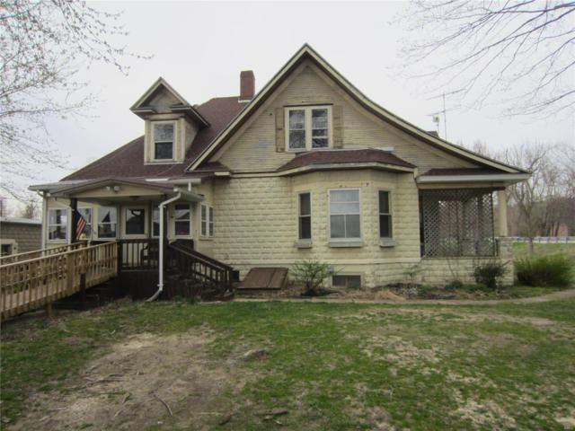 12581 State Hwy 96, MOZIER, IL 62070 (#19025412) :: The Becky O'Neill Power Home Selling Team