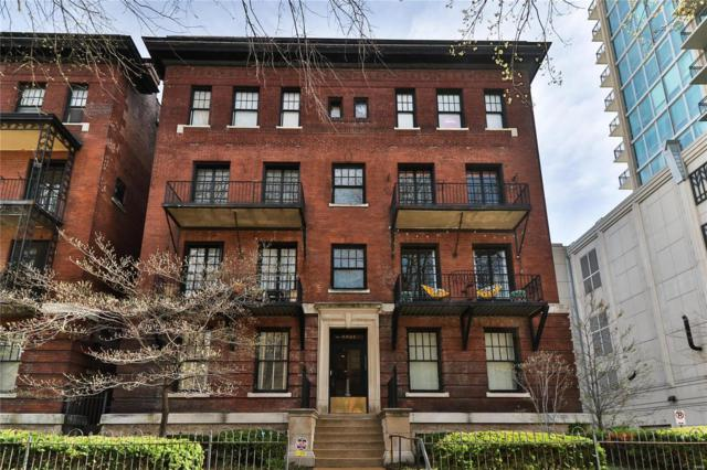 4927 Laclede Avenue 1E, St Louis, MO 63108 (#19025514) :: Clarity Street Realty