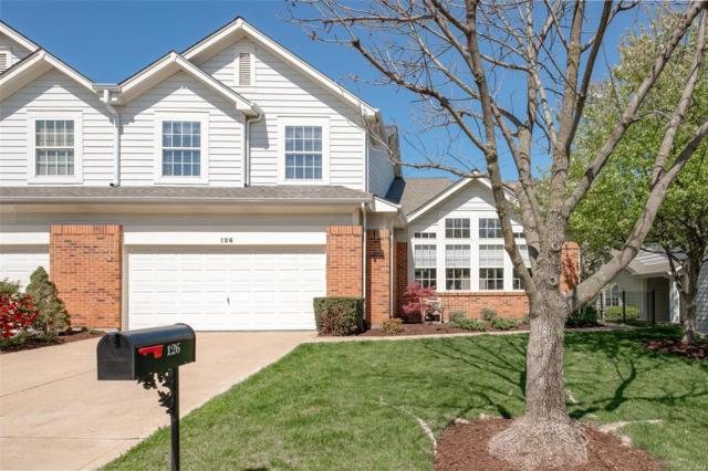 126 Chesterfield Bluffs Drive, Chesterfield, MO 63005 (#19025656) :: The Kathy Helbig Group