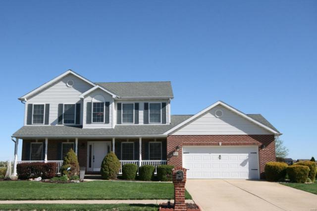 501 Whetstone Lane, Mascoutah, IL 62258 (#19025712) :: Holden Realty Group - RE/MAX Preferred