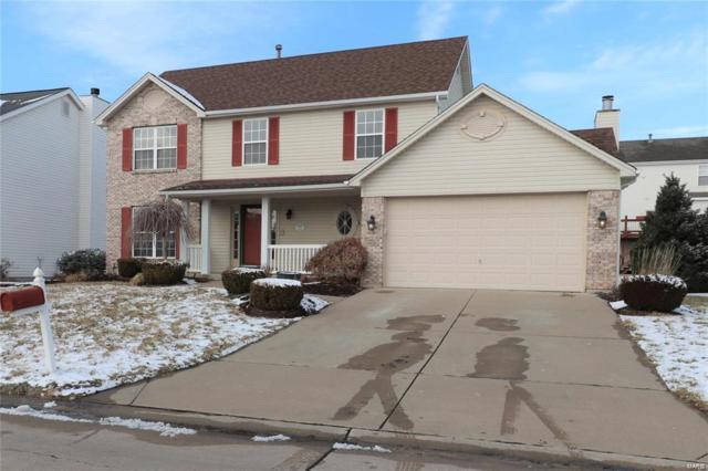 1067 Mission Hills Drive, O'Fallon, MO 63366 (#19025771) :: St. Louis Finest Homes Realty Group