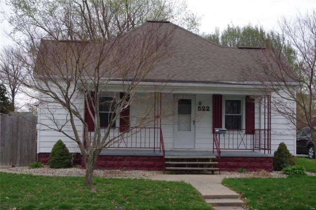 522 N Union, STAUNTON, IL 62088 (#19025853) :: Holden Realty Group - RE/MAX Preferred