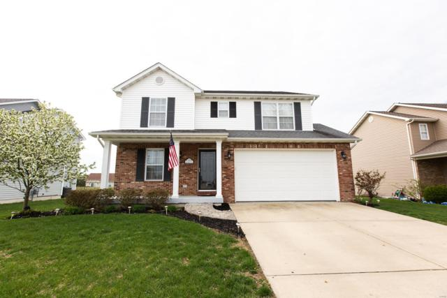 755 Moorland Circle, Mascoutah, IL 62258 (#19025960) :: Holden Realty Group - RE/MAX Preferred