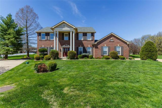 5 Cambric Court, Saint Charles, MO 63301 (#19025973) :: Holden Realty Group - RE/MAX Preferred