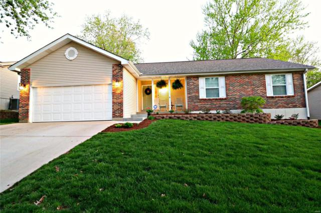 4712 Mcilroy Drive, St Louis, MO 63128 (#19026221) :: Barrett Realty Group