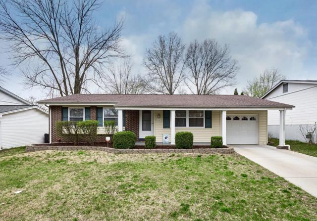 546 Goldwood Drive, Ballwin, MO 63021 (#19026233) :: St. Louis Finest Homes Realty Group