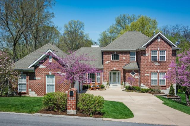 1761 Virginia Lane, Kirkwood, MO 63122 (#19026294) :: RE/MAX Vision