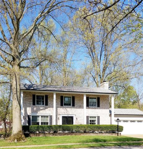 829 Gardenway Drive, Ballwin, MO 63011 (#19026323) :: St. Louis Finest Homes Realty Group