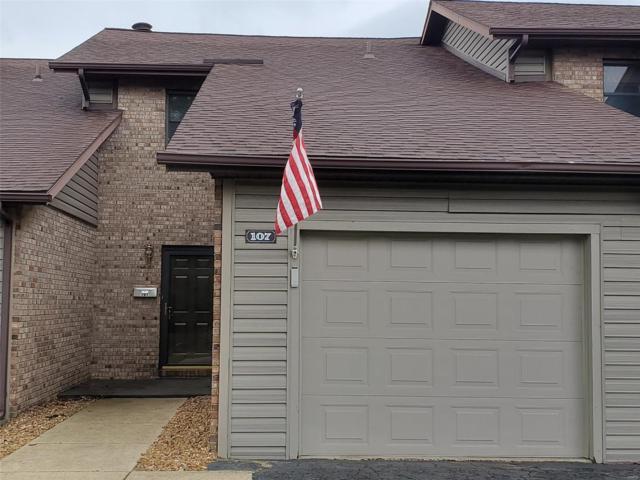 107 Sandridge Drive, Collinsville, IL 62234 (#19026453) :: Fusion Realty, LLC