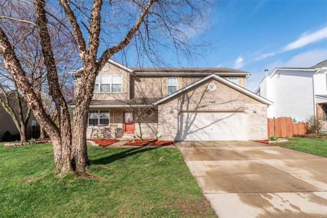 1549 Round Top Ridge, O'Fallon, IL 62269 (#19026541) :: PalmerHouse Properties LLC