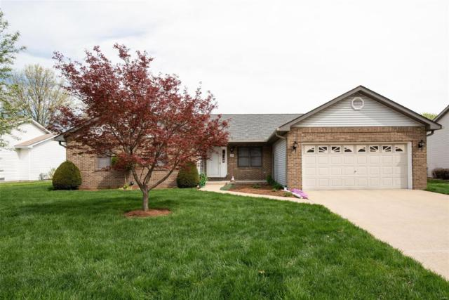 14 Cheryl Drive, Mascoutah, IL 62258 (#19026552) :: Holden Realty Group - RE/MAX Preferred
