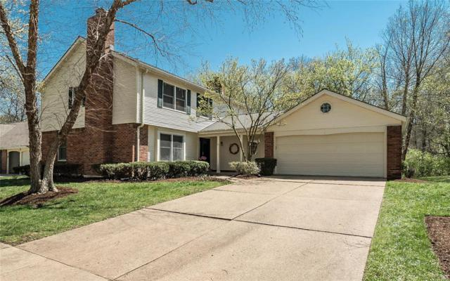 15466 Long Castle Forest Court, Chesterfield, MO 63017 (#19026618) :: RE/MAX Vision