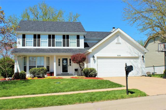 3055 Becker Crossing Drive, St Louis, MO 63129 (#19026656) :: RE/MAX Vision