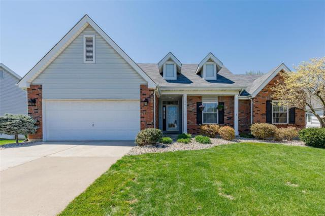 341 Misty Valley Drive, Saint Peters, MO 63376 (#19026681) :: RE/MAX Vision