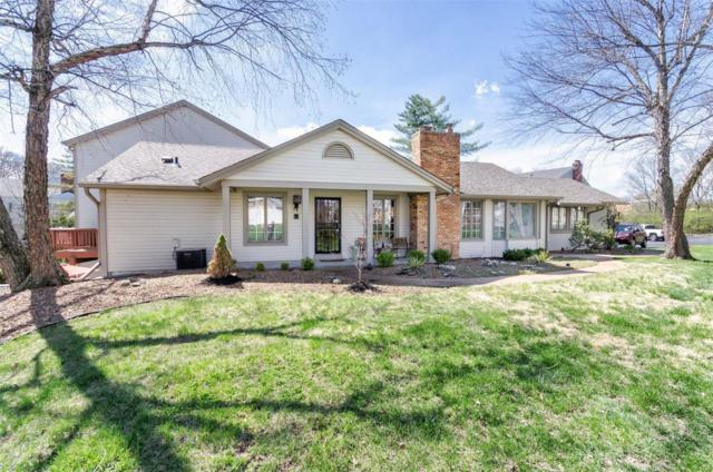 2306 Manor Grove Drive, Chesterfield, MO 63017 (#19026870) :: Clarity Street Realty