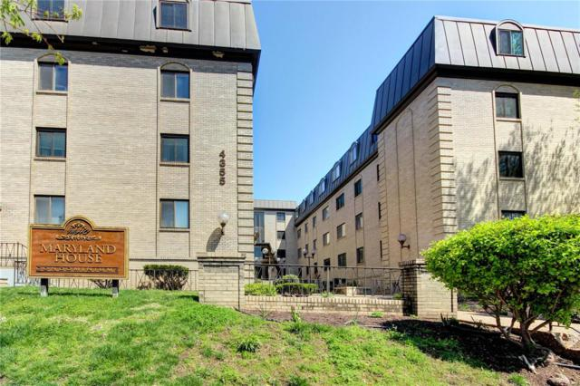 4355 Maryland Avenue #419, St Louis, MO 63108 (#19026949) :: Holden Realty Group - RE/MAX Preferred