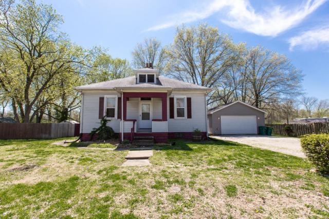 1310 Eisenhower Road, Mascoutah, IL 62258 (#19027059) :: Holden Realty Group - RE/MAX Preferred