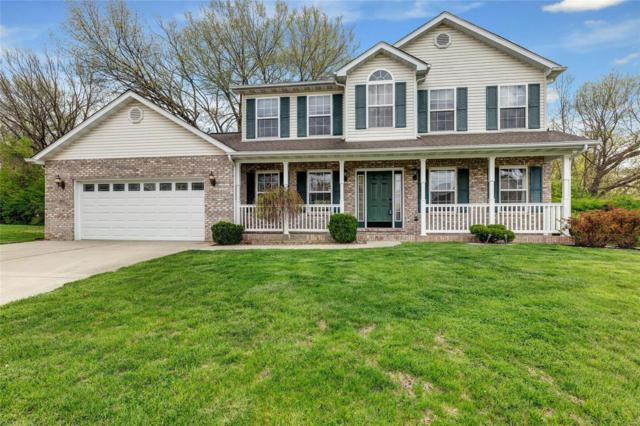 812 Stone Creek Lane, Belleville, IL 62223 (#19027096) :: Holden Realty Group - RE/MAX Preferred