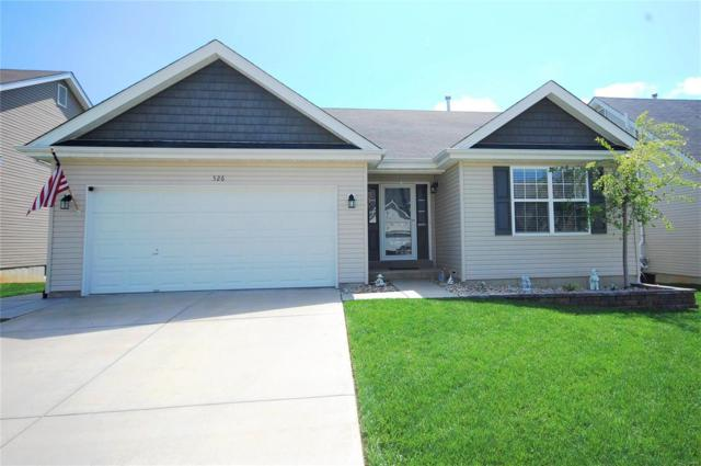 526 Wycombe Drive, O'Fallon, MO 63366 (#19027114) :: St. Louis Finest Homes Realty Group