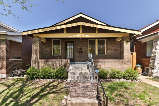 945 Wilmington Avenue, St Louis, MO 63111 (#19027120) :: The Becky O'Neill Power Home Selling Team