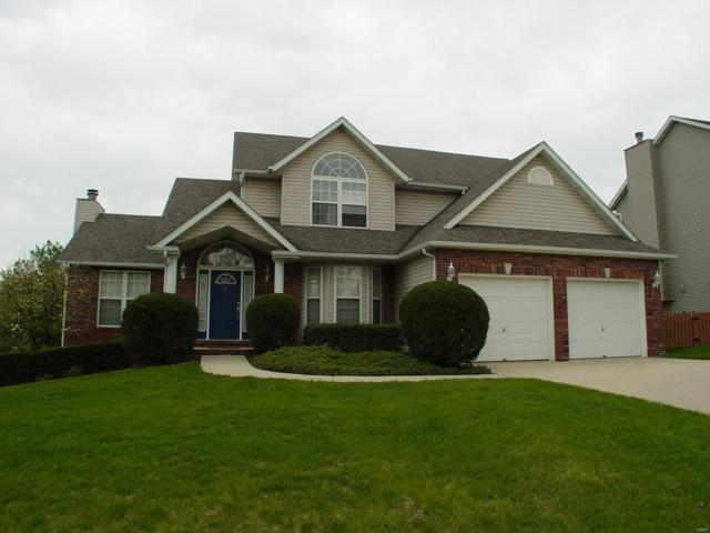 3 Somerset Place, Collinsville, IL 62234 (#19027140) :: Holden Realty Group - RE/MAX Preferred