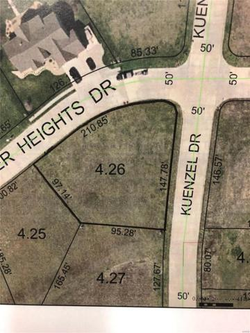 2204 Weber Heights Drive, Washington, MO 63090 (#19027144) :: Holden Realty Group - RE/MAX Preferred