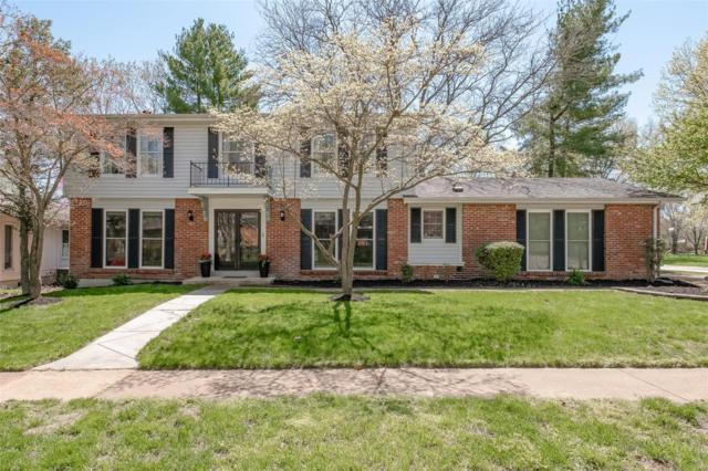 14268 Finger Lake Drive, Chesterfield, MO 63017 (#19027193) :: RE/MAX Vision