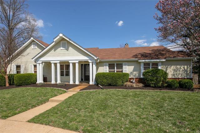 14797 Timberbluff Drive, Chesterfield, MO 63017 (#19027267) :: Clarity Street Realty