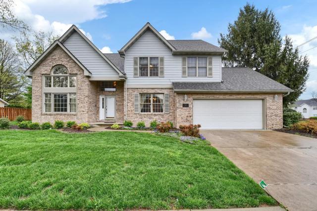1125 Elisabeth Drive, O'Fallon, IL 62269 (#19027307) :: PalmerHouse Properties LLC