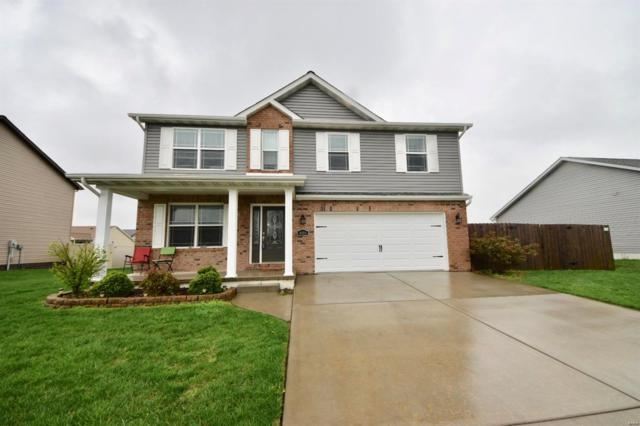406 Turquoise Court, Mascoutah, IL 62258 (#19027334) :: Holden Realty Group - RE/MAX Preferred