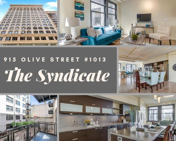 915 Olive Street #1013, St Louis, MO 63101 (#19027539) :: Holden Realty Group - RE/MAX Preferred