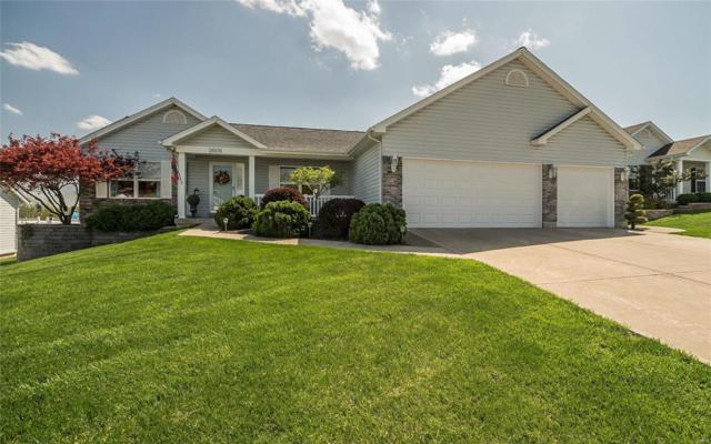 1606 Nash Drive, Dardenne Prairie, MO 63368 (#19027564) :: PalmerHouse Properties LLC
