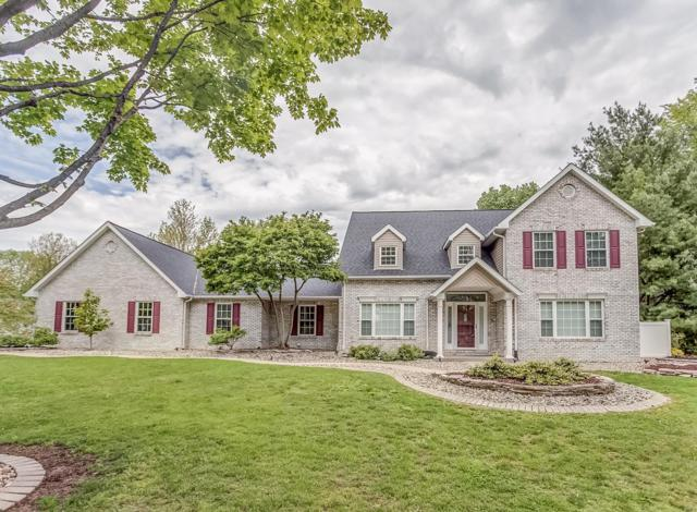 8 Willow Trail, Collinsville, IL 62234 (#19027620) :: Ryan Miller Homes